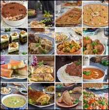 Quel repas préfères-tu ?