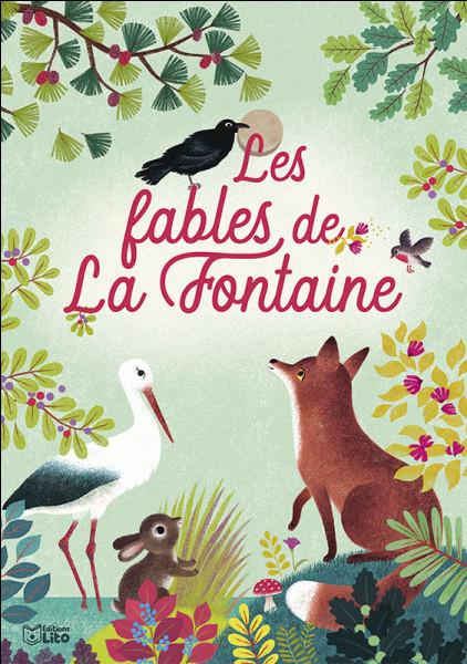 La cigale et la ______ est une fable de La Fontaine.