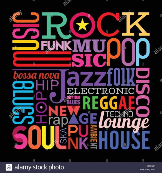 Ton style musical est ...