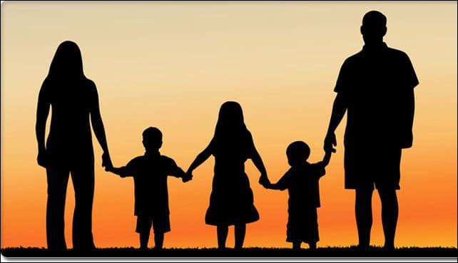 Tu tiens à ta famille...