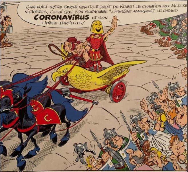 "Que signifie le mot ""Coronavirus"" ?"