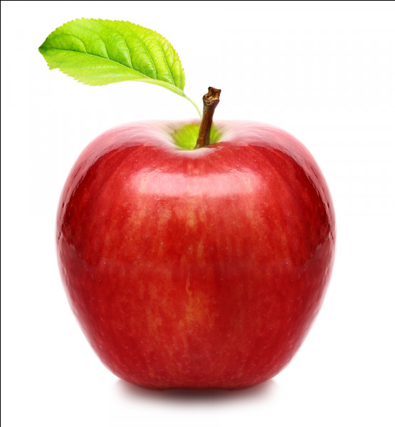 À quel logo vous fait penser ce fruit ?