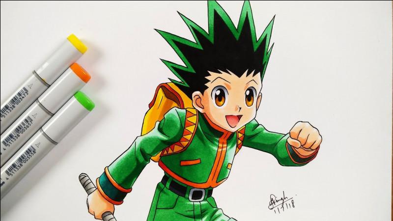 Ce personnage vient du manga ... .