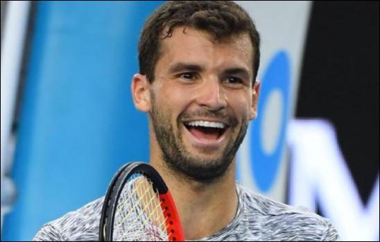 Dans quel sport s'illustre Grigor Dimitrov ?