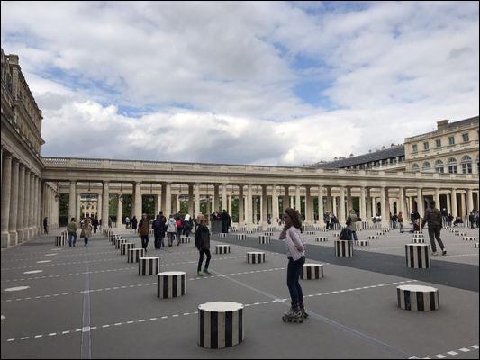 Dans quel arrondissement se trouve le Palais-Royal, à Paris ?