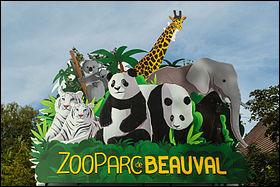 Dans quelle région se trouve le ZooParc de Beauval, l'un des plus importants parcs zoologiques d'Europe ?