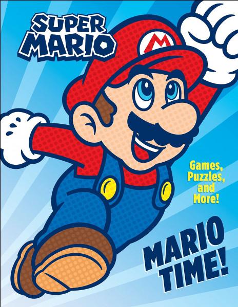 Pour finir, Mario est un...