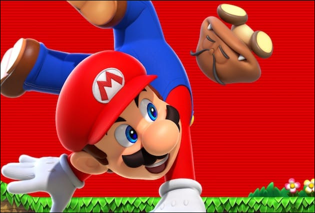 Quelle est la phrase fétiche de Mario ?
