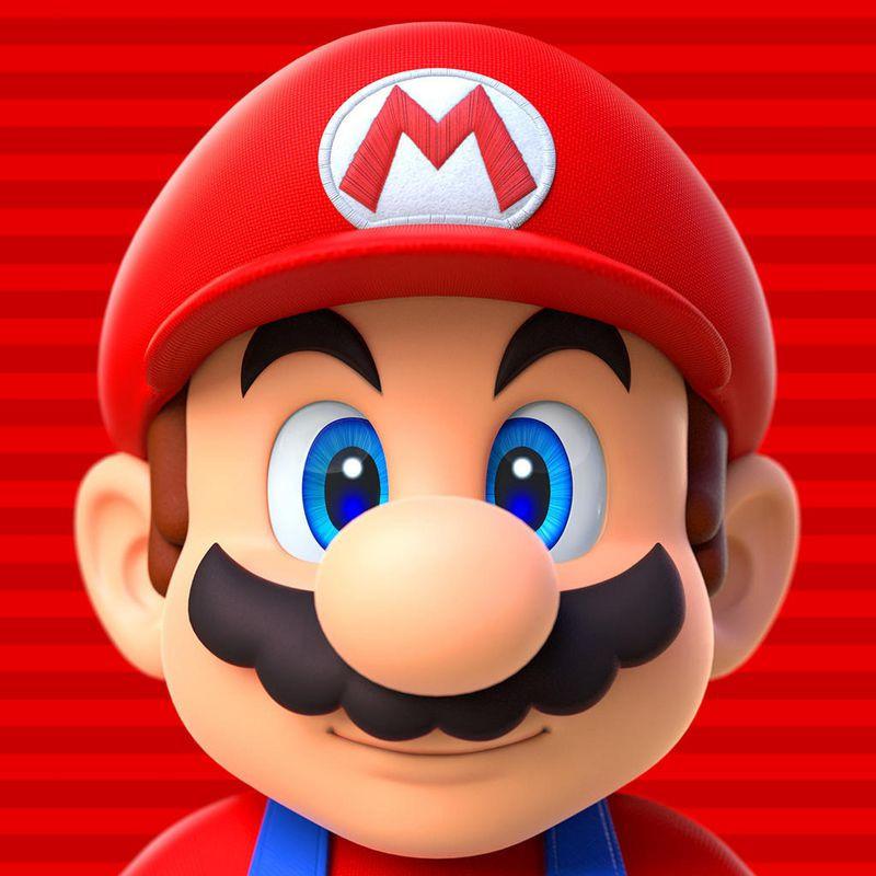 Personnages du monde de Mario (1) - Mario
