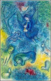 """Qui a peint """"La flûte magique"""" ?"""