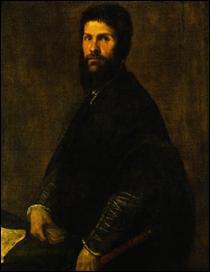 """Qui a peint """"Homme tenant une flûte"""" ?"""