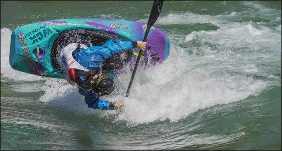 C'est un kayak de :