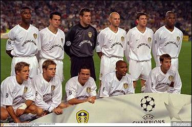 Quel joueur n'a pas participé à la mémorable campagne de Leeds United en Champions League 2000/2001 ?