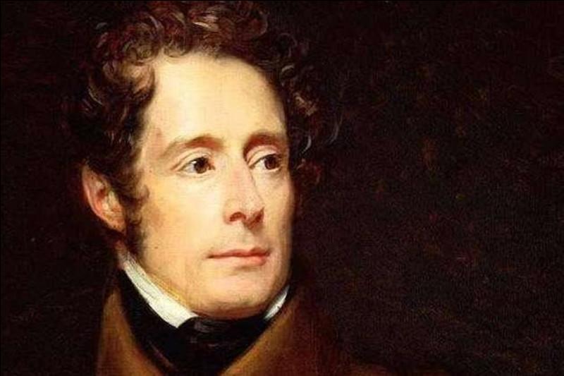 De quel poème de Lamartine est tiré ce vers ''Un seul être vous manque, et tout est dépeuplé !'' ?