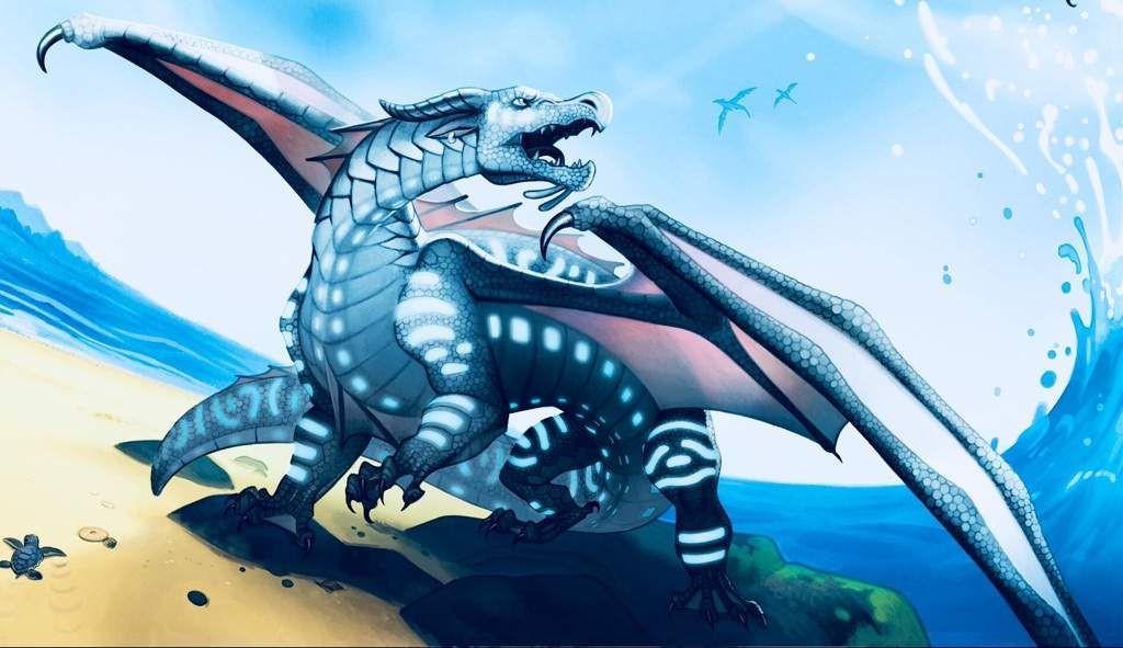 Les Royaumes de Feu - Anémone