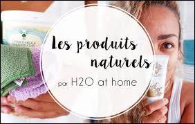 H2O at Home vous propose quels produits ?