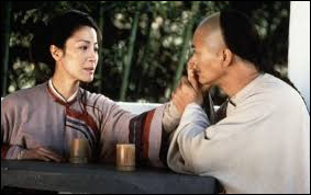 """Quel est ce film de Ang Lee ? """"_____ et Dragon""""."""
