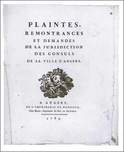 Parmi les phrases suivantes, laquelle n'est pas une cause de la Révolution française ?