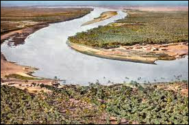 Sur quel continent se trouve le fleuve nommé le Tigre ?