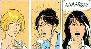 """Comment s'appelle la blonde dans """"Julie, Claire et Cécile"""" ?"""