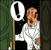 Comment s'appelle ce personnage qui travaille pour le capitaine Haddock ?