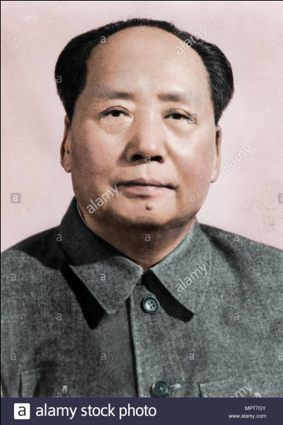 La Longue Marche de Mao Zedong se déroule entre :