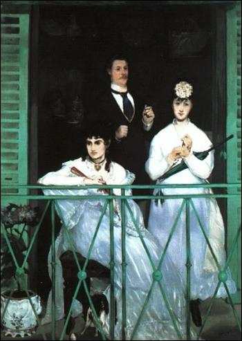 "Qui a peint ""Le Balcon"" ?"
