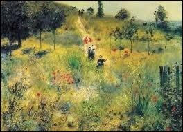 Quel est le titre de cette toile d'Auguste Renoir ?