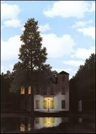 Quel est le titre de cette toile de René Magritte ?