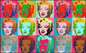 Qui a sérigraphié Marilyn Monroe ?