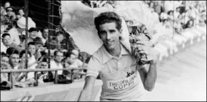 """Ce coureur cycliste espagnol, surnommé """"l'Aigle de Tolède"""", vainqueur du Tour de France 1959 et considéré comme l'un des meilleurs grimpeurs de l'histoire du cyclisme, se prénomme ..."""