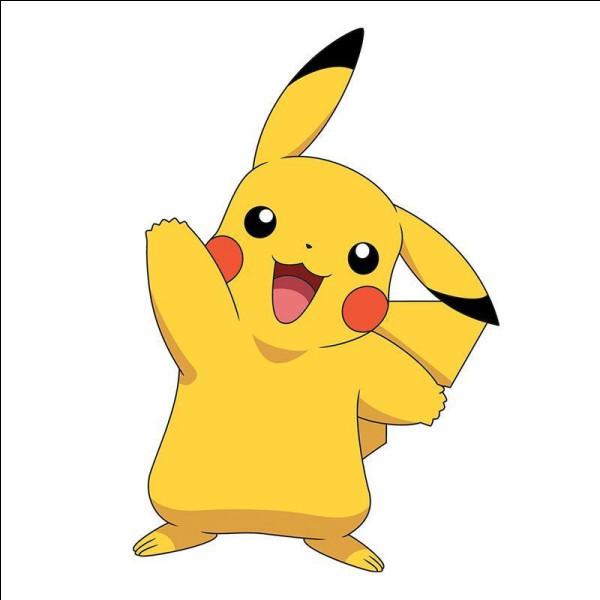 Comment s'appelle ce Pokémon ? Et de quel type est-il ?