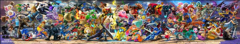 """En 2018, des Pokémon et des DLC Pokémon ont rejoint """"Smash Ultimate"""". Combien à ton avis ?"""