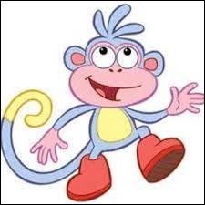 C'est le compagnon de Dora l'exploratrice.