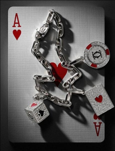 Comment peut se retrouver un joueur de poker ?