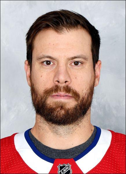 Joueurs des 'Canadiens de Montréal'