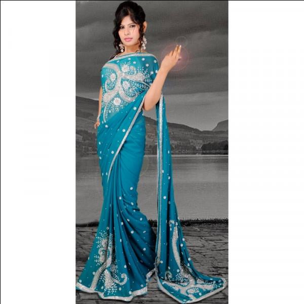 De quelle origine est le sari ?