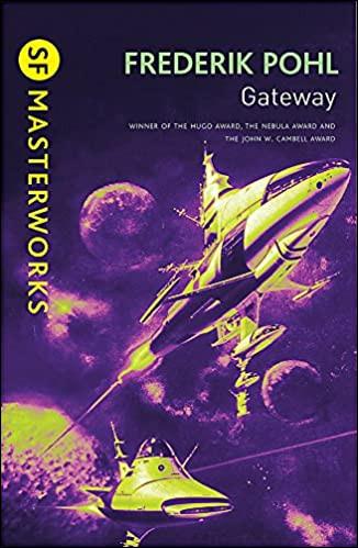 """Frederik Pohl explore le voyage dans l'espace lointain à bord de petits vaisseaux conçus par les """"Heechees"""", mais les prospecteurs partent pour des destinations au hasard."""