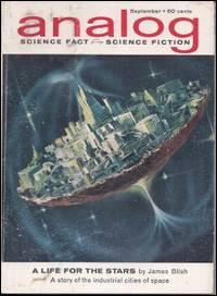 James Blish nous projette dans le monde de l'antigravité. Des villes entières s'échappent de la Terre pour partir à la découverte de l'Univers.