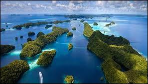 De quel archipel font partie les Palaos ?