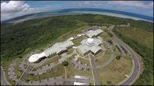 Quelle est la capitale des Palaos ?