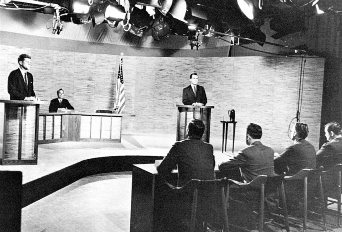 Les élections présidentielles américaines depuis 1945