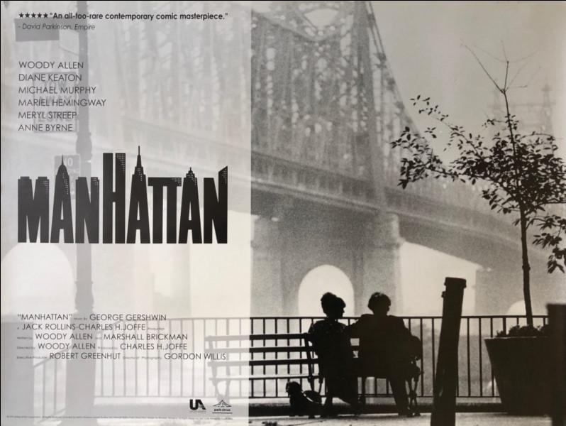 """À quel réalisateur américain doit-on le long-métrage """"Manhattan"""" ?"""