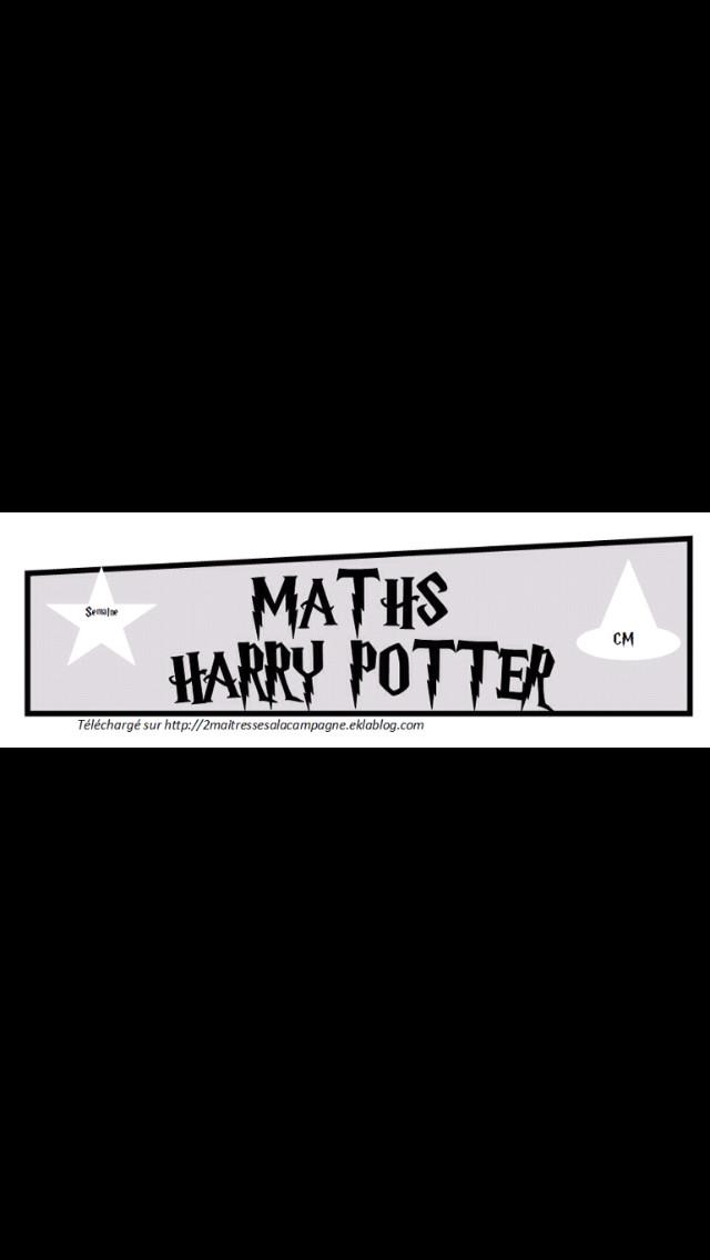 ''Harry Potter'' en mathématiques !