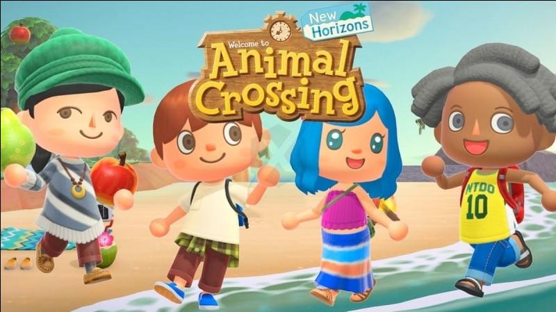 """Pour commencer, quelle est la date de sortie de """"Animal Crossing New Horizons"""" ?"""