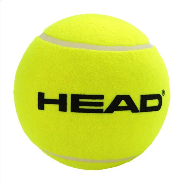 Cette balle est une balle de...