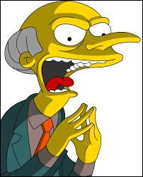 Dans les Simpson, qui a tiré sur Mr. Burns ?