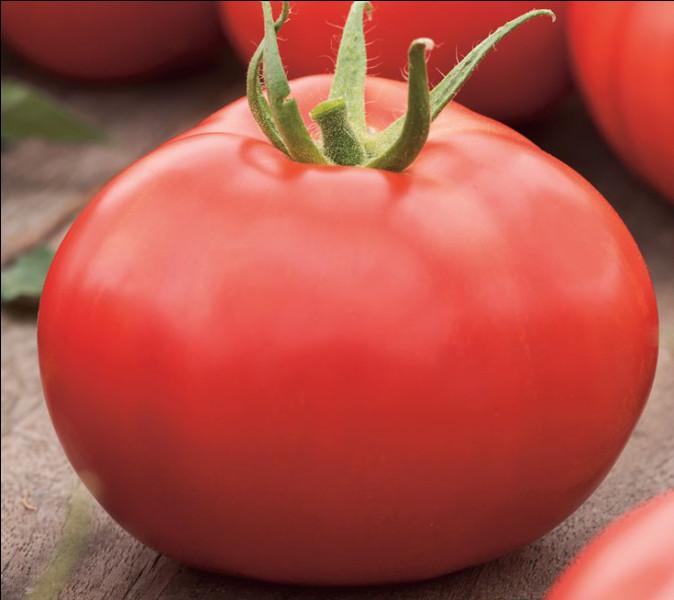 Quelle est cette variété de tomate parfumé et sucré, un gros fruit qui pèse entre 250g et 300g ?