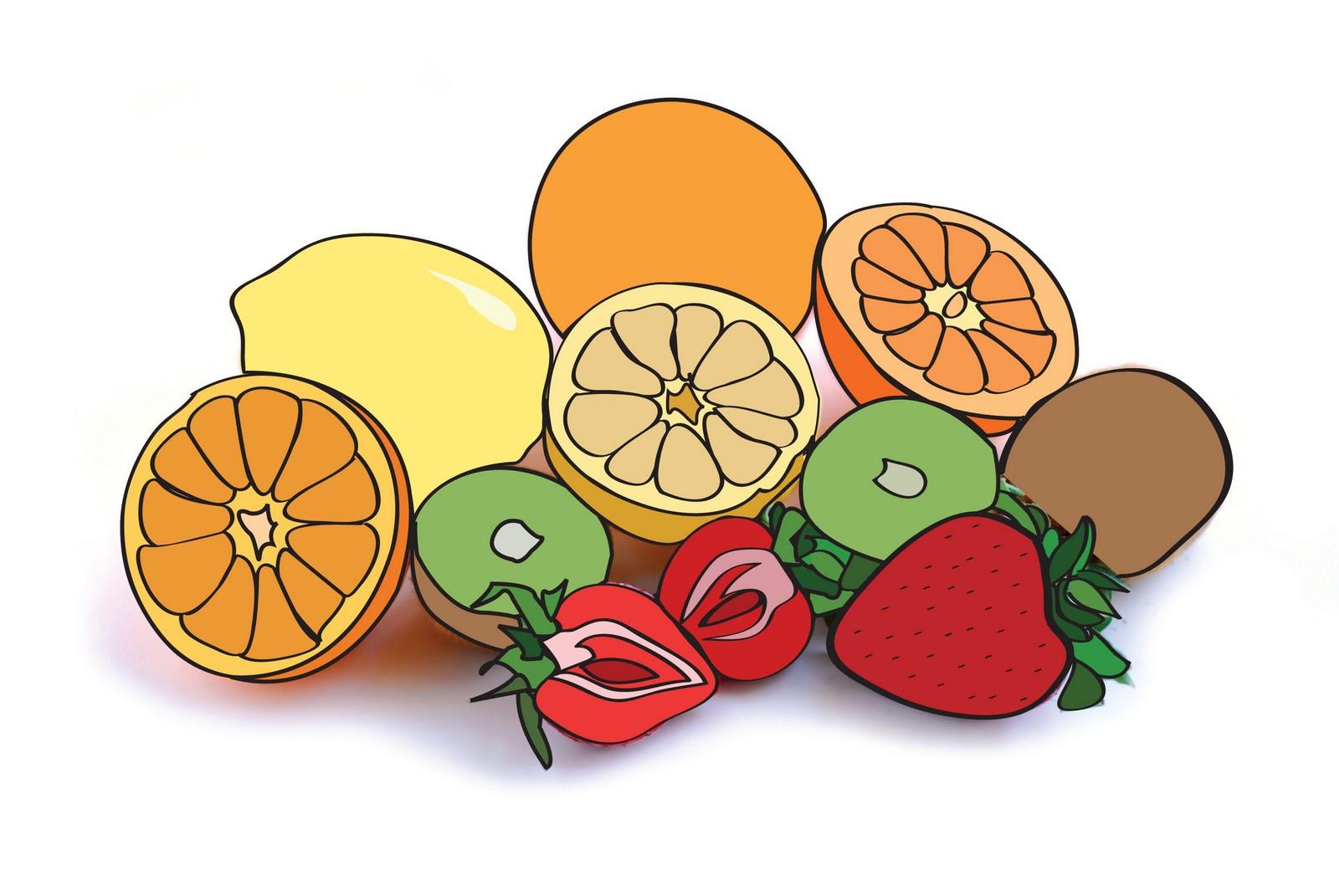 Les fruits de A à Z