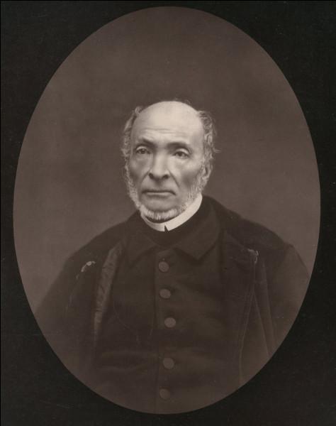 Ce journaliste et homme politique, républicain, membre du gouvernement provisoire de 1848, célèbre pour son rôle dans l'abolition de l'esclavage, c'est ... Schloelcher.